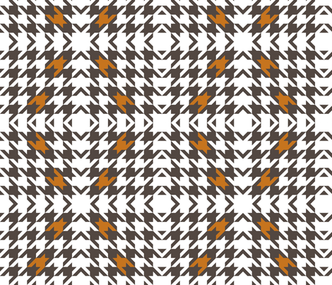 rusty hound fabric by colie*leigh*designs on Spoonflower - custom fabric