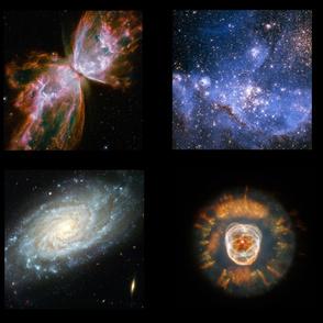Hubble Pillow Set