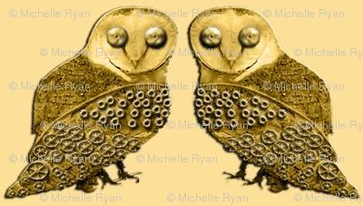 Robo Owl Twins