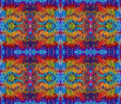Boho Fibers fabric by ann~marie on Spoonflower - custom fabric