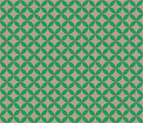 Rcircle_green_leaf_linen_shop_preview