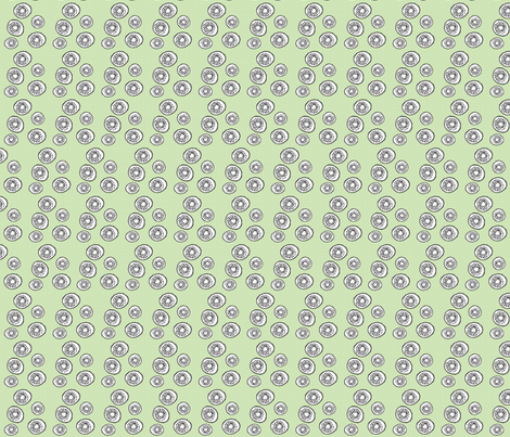 Juicy Juicy Kiwis! fabric by borealchick on Spoonflower - custom fabric