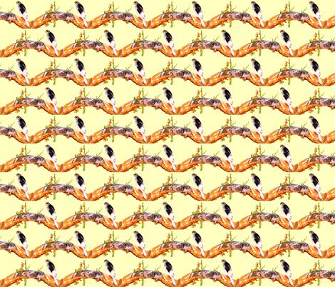 Hawkeye. fabric by robin_rice on Spoonflower - custom fabric
