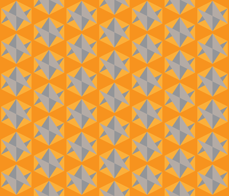 UMBELAS HEXO 2 fabric by umbelas on Spoonflower - custom fabric