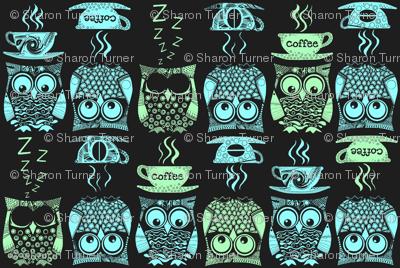 cappuccino night owls