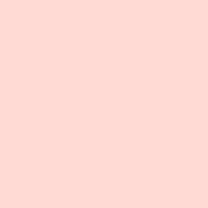 Solid Baby Toes pink hex code FFDAD4