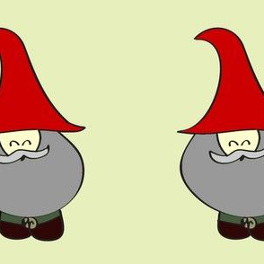 Happy Gnome Green