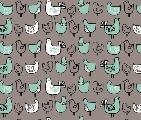 pipiny fabric by renule on Spoonflower - custom fabric