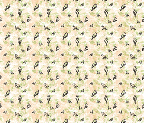 GirlThree2011 fabric by nikky on Spoonflower - custom fabric