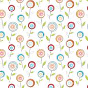 Sew flowers