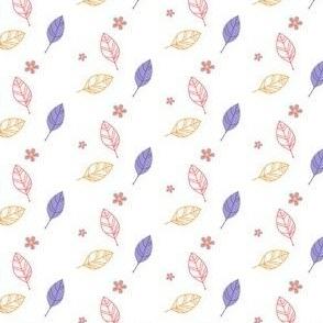 Leaves & Blossoms - Sunshine Days! - © PinkSodaPop 4ComputerHeaven.com