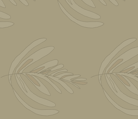 Wiccked_Coffee_Swirl_dark fabric by wiccked on Spoonflower - custom fabric
