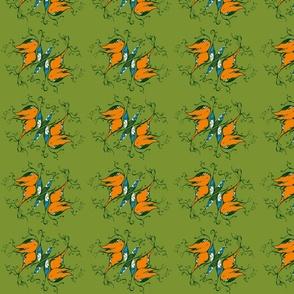 FANTASY-BUTTERFLIES-green