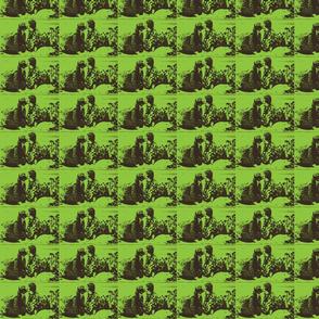 Kann denn Liebe Sünde sein black & green