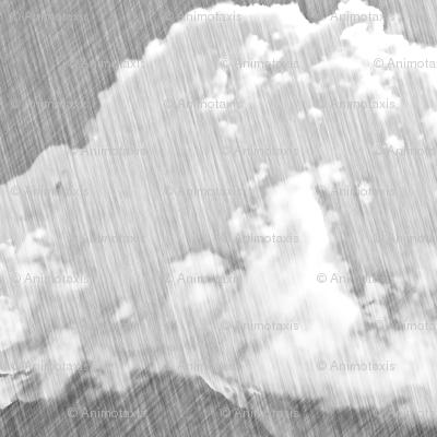 Pencil Clouds, L