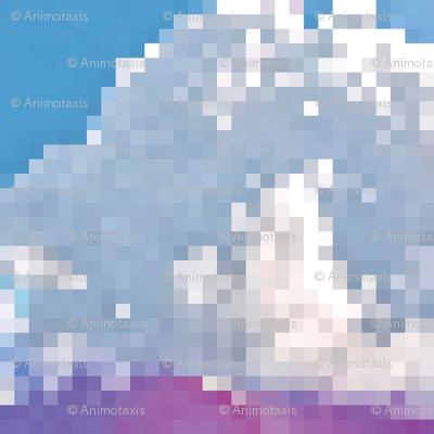 Pixel Clouds, S