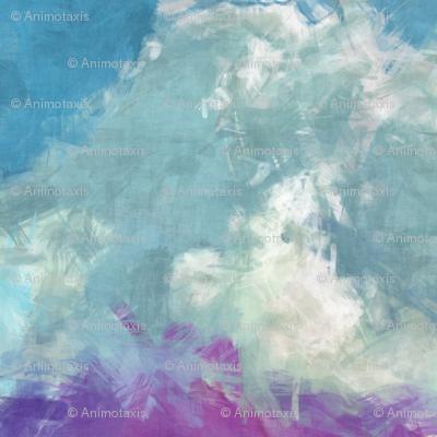 Grunge Clouds, L