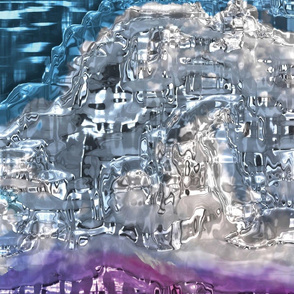 Frozen Ice Clouds, L