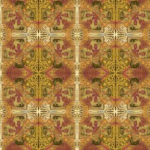 Cross Tile Sandy