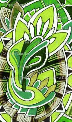 DecoRational Gardening (green)