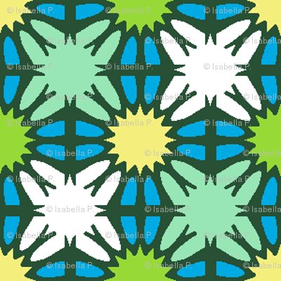 Broken Windows - Green
