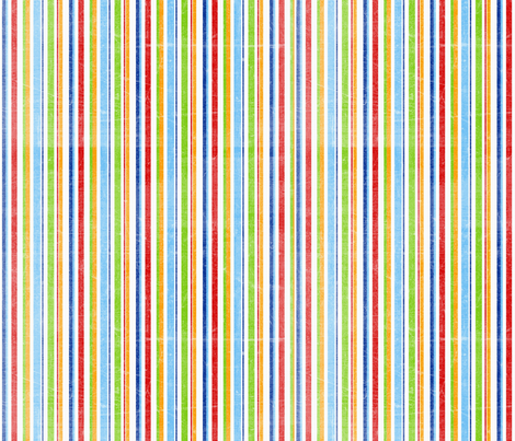 Happy Friends Prince Stripes fabric by jpdesigns on Spoonflower - custom fabric