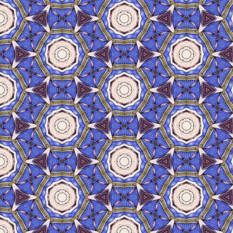 Bandar's Dream Net fabric by siya on Spoonflower - custom fabric