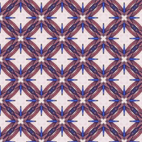 Bandar's Pins fabric by siya on Spoonflower - custom fabric
