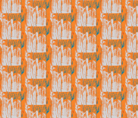 You don't have to Believe me, but I'm calling it Blue Belles in a Lalique Vase fabric by susaninparis on Spoonflower - custom fabric