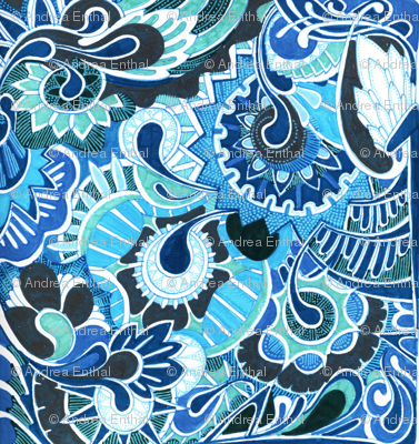 Wings and Strings (full art)