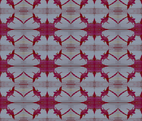Guardian of the Street fabric by susaninparis on Spoonflower - custom fabric