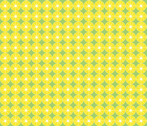green_lemonade fabric by mainsail_studio on Spoonflower - custom fabric