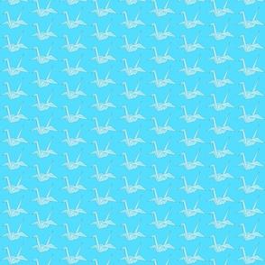 Chinoiserie_paper_crane_blue_stripe