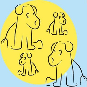 Little Yellow Pups