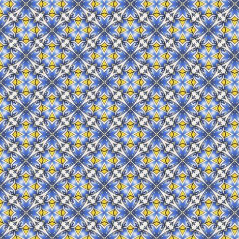 Sabini's Tiles fabric by siya on Spoonflower - custom fabric