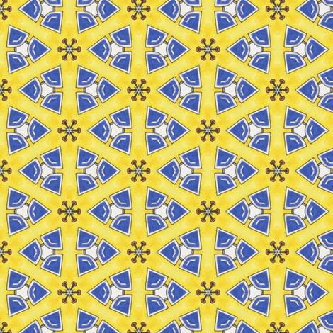 Sabini's Remark fabric by siya on Spoonflower - custom fabric