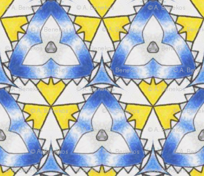 Sabini's Toothy Triangle