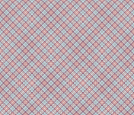 Plaid 13, S fabric by animotaxis on Spoonflower - custom fabric