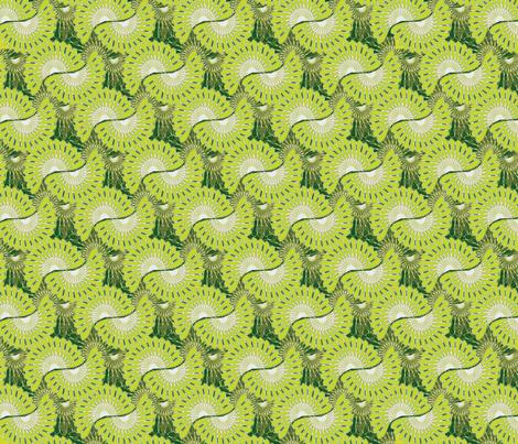 Blender Green fabric by joanmclemore on Spoonflower - custom fabric