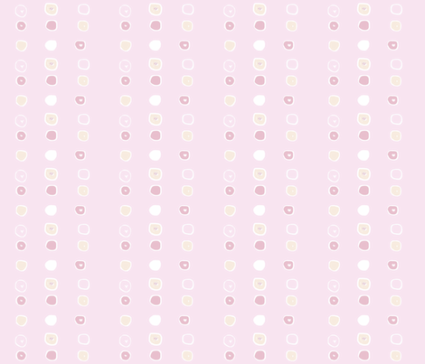 rosedot for summergirl fabric by camillacarraher on Spoonflower - custom fabric