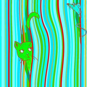 Peek-a-boo Pinks