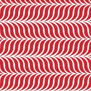 Illusion in Signal Red