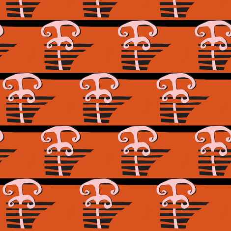 Radiator Grille fabric by boris_thumbkin on Spoonflower - custom fabric