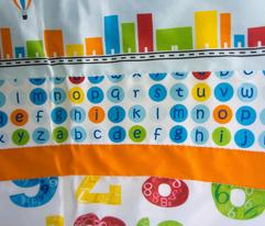 Alphabet dots