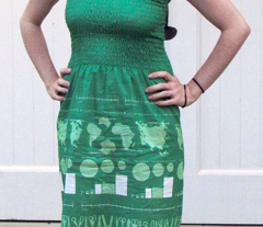 Useful Measurements Dress and Skirt (All Sizes Directions)