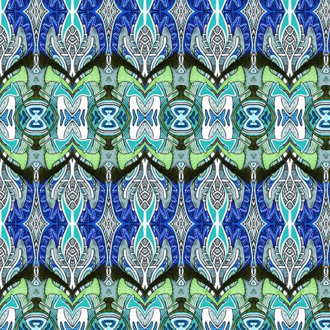 Pajamarama fabric by edsel2084 on Spoonflower - custom fabric