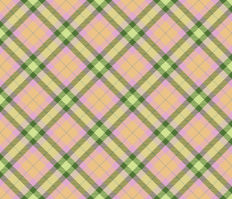 Plaid 12, L fabric by animotaxis on Spoonflower - custom fabric