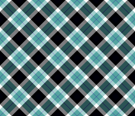 Plaid 9, L fabric by animotaxis on Spoonflower - custom fabric