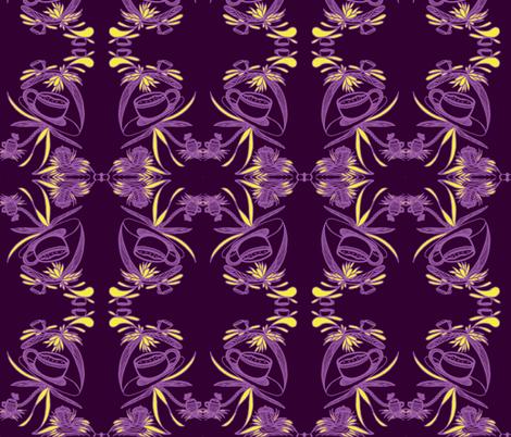 JamJax Cups fabric by jamjax on Spoonflower - custom fabric