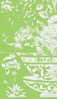 Chinese Tee Bowl lightgreen